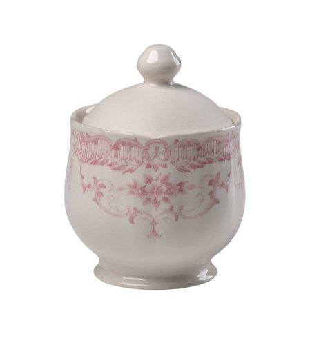 (Bitossi Rose Sugar Bowl Colour: Pink)