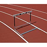 High School Track and Field Steel Hurdles by Port A Pit
