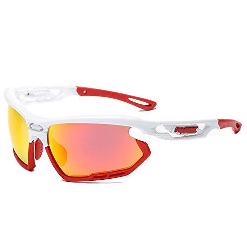 Gafas Hombre A Playa para Viajes D Estilo Aili De Gafas Polarizadas Gafas Sol Mujer Sol Conducir UV400 De pdUqwgR