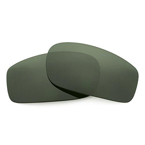 para Gris Polarizados — Zipper Verde Opciones múltiples repuesto de Von Revant Lentes Sham No qwvZx0t