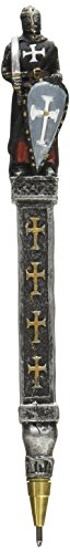 Design Toscano Medieval Templar Knights: Louis's Knight...