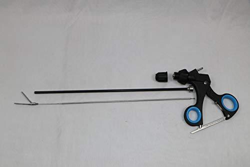 Laparoscopic Crocie Olmi Type Fenestrated Grasping Forceps 5mm -
