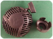 (Rewind Recoil Starter Assembly Replaces Briggs & Stratton)