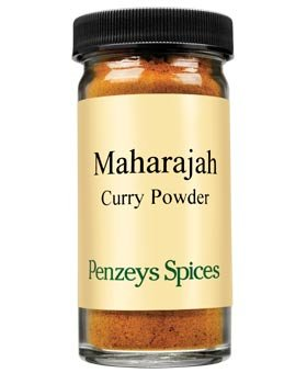 Maharajah Style Curry Powder By Penzeys Spices 2.3 oz 1/2 cup jar