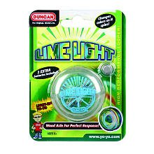 Duncan Lime Light Yo-Yo - Blue