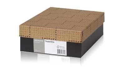 - Mohawk Superfine Smooth Ultrawhite - No. 10 Envelopes (24W/Commercial Flap) - 500 PK