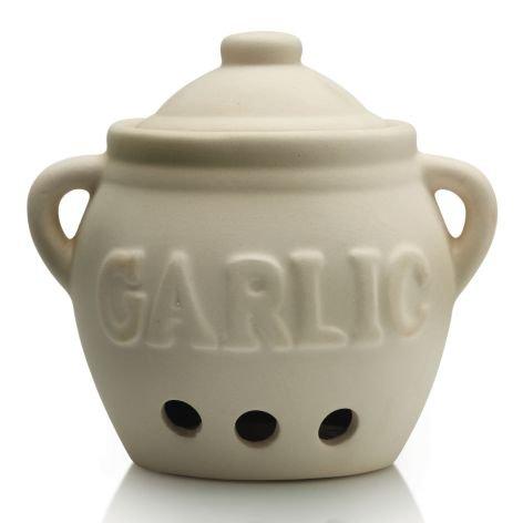 Kilo Ceramic Garlic Pot by KILO