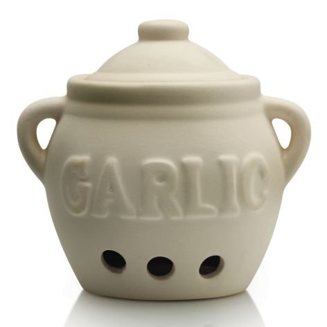Ceramic Garlic Storage Pot CKS