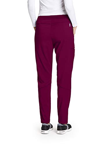 8af09e76ab2 Amazon.com: Grey's Anatomy Spandex-Stretch 3-Pocket Pant for Women - Easy  Care Medical Scrub Pant: Clothing