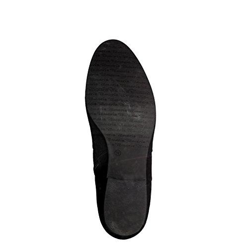 Tamaris - Botas Chelsea Mujer negro