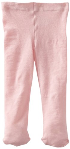 Jefferies Socks Baby Girls' Pima Tight, Pink, 18 24 Months Infant Toddler Pink Apparel