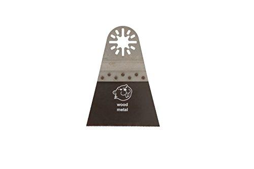 Coram Tools MUB 065 100 2-9/16 inch Universal Tooth Bi-Metal Multi-Tool Blade (100 Pack)