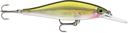 ad Deep 09 Fishing Lures, Olive Green (09 Olive)