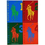 Polo Big Pony Men 4 Piece Gift Set Travel Collection by Ralph Lauren