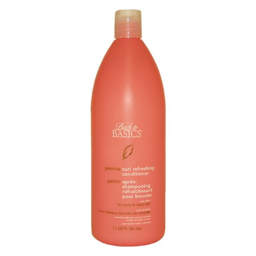 Shampoo Jasmine Curl - Back To Basics Jasmine Curl Conditioner for Unisex, 33 Ounce