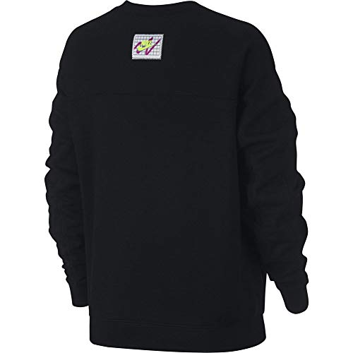 Archive Sportswear Sudadera Mujer Negro Nike wvZ57qq