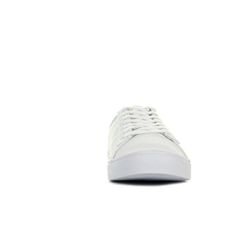 Fred Perry Spencer Canvas White B8285646, Scarpe sportive