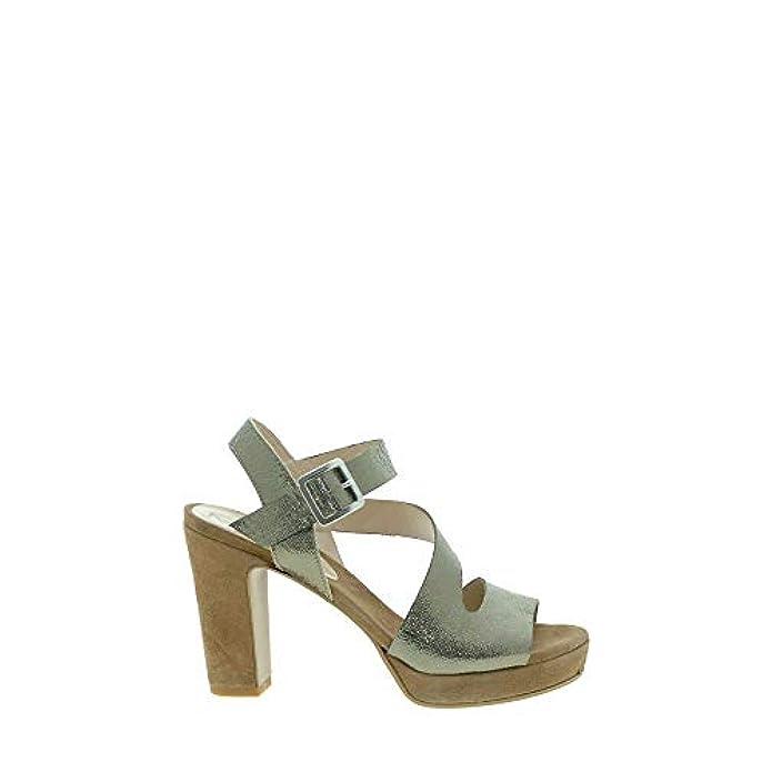 Mally 5180 Sandalo Tacco Donna