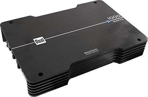 Dual BAK1000 100W x 4 Car Amplifier