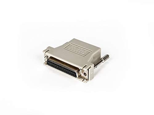 RJ45 to DB25F Cross Converter Comp with All Cyclades Serial -