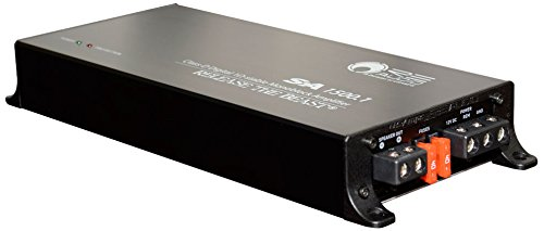 REAudio SA 1500.1 1800W Monoblock SA Series Class D Amplifier Cl Max Breath Box