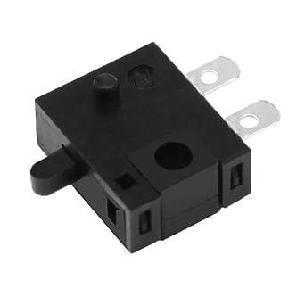 10x Miniatur Taster WS-XW-09B Drucktaster Mikrotaster Mikroschalter mini