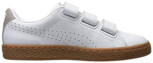 Cestino da uomo Citi Fashion Sneaker Classic Cube, Puma White / Vintage Khaki, 8.5 M US