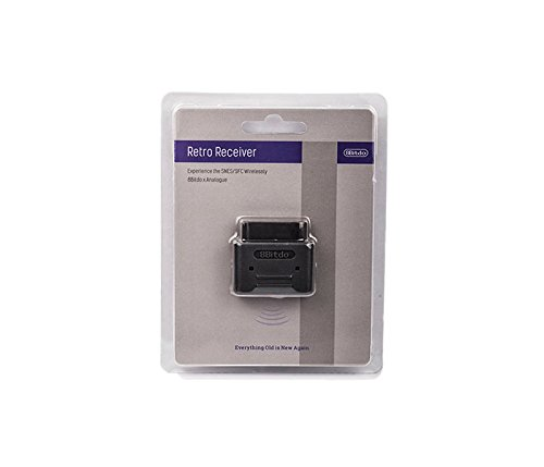 8Bitdo SNES - Adapter - Bluetooth SNES Retro Receiver -