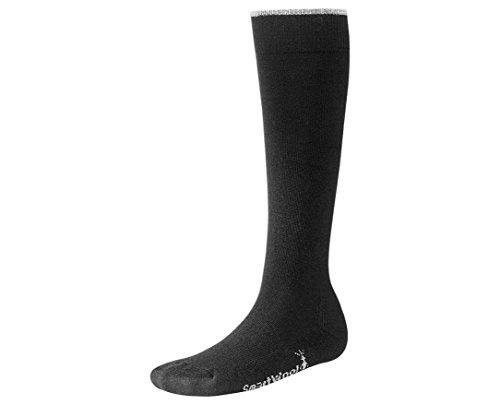(Smartwool Women's Basic Kneehigh Socks black Medium)