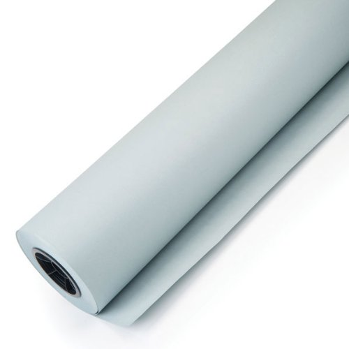 Lineco Frame Backing Paper Gray 12X72 In Roll (Gray Poster Board)