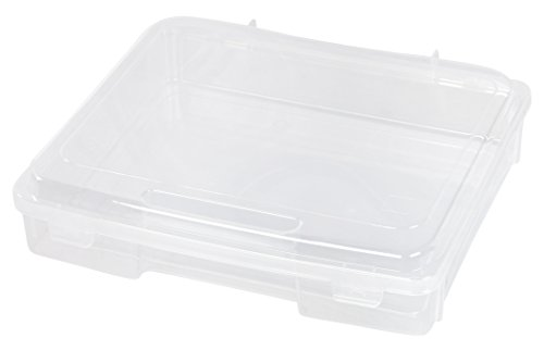 IRIS Portable Project Case Clear