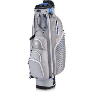 Bennington Quiet Organizer 9 Lite Cart Bag Dolhphin Gray/Indigo