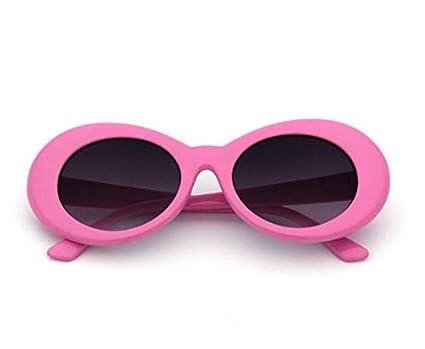 ZJMIYJ Gafas de Sol Vintage Gafas Redondas para Mujeres ...