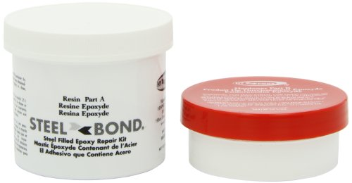 Sporting Hy-poxy H-450 Alumbond 6.5 Oz Aluminum Putty Repair Kit Excellent Quality Adhesives, Sealants & Tapes