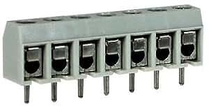 PCB TERMINAL, LOW PROFILE, 5MM, 7P CTB5000/7 By CAMDENBOSS