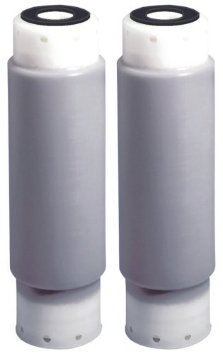 Pack of 2 Compatible for 3M Aqua-Pure AP117 Drinking Water System Dirt and Rust Reduction Whole House Water Filter Whirlpool WHKF-GAC for Chlorine