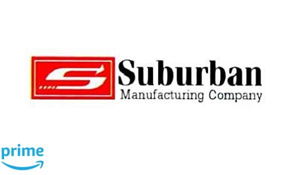 Suburban Black 051447 Furnace Intake Tube for SF-Series-3-1//2