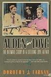 Auden in Love, Dorothy J. Farnan, 0452007720
