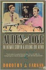 Book Farnan Dorothy J. : Auden in Love (Meridian)