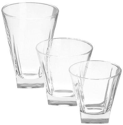 Fortessa 18-Piece D and V Ilaria Collection Beverage Set - Ilaria Collection