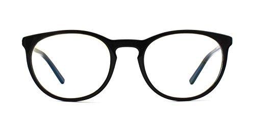 Pixel Eyewear Designer Computer Glasses with Anti-Blue Light Filer, UV Protection, Full Rim, Acetate Frame Black Color - Ventus - Brand Eyewear Rims