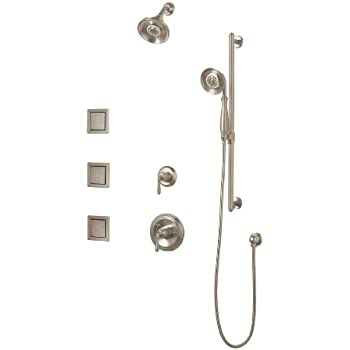 KOHLER K-10825-4-CP Devonshire Essentials Performance
