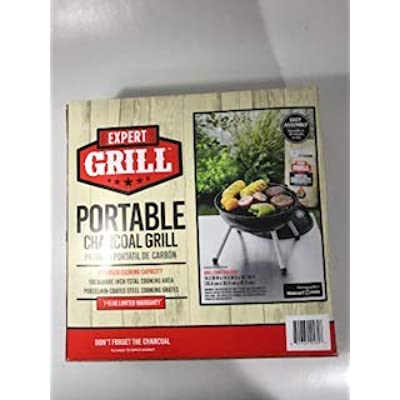 expert grill portable charcoal grill