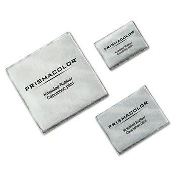 Charcoal Sanford (Prismacolor Design Kneaded Rubber Art Eraser, Medium, EA - SAN70530, Sold Individually)