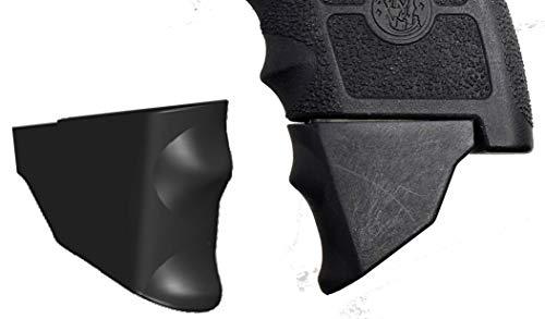 Garrison Grip - Grip Extension Fits Smith & Wesson Bodyguard 380 & M&P Bodyguard 380 (2 Pack (2) Grip Extensions Only) (Smith & Wesson M&p Bodyguard 380 Review)