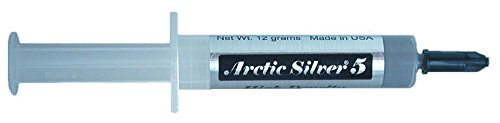 Artic Silver AS5-12G Silver Thermal Compound 12 g Syringe