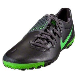 3b69b661a4e08 Nike 5 Bomba Finale Astro Turf Football Boots - 12 - Green  Amazon ...