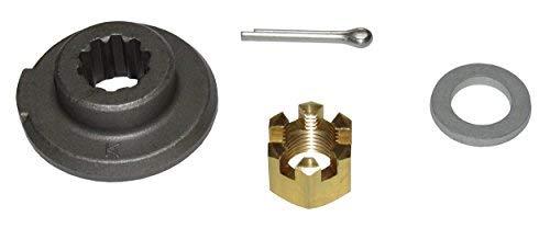 Suzuki OEM Propeller Hardware Kit for DT9.9, DT15C, DF9.9, and DF15 57630-93900 (Propeller Hardware)
