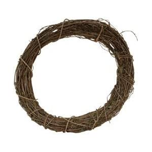"Darice Grapevine Wreath 10"" Bulk GPV10 23"