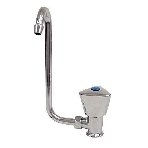 Scandvik 10089P Tap with Folding - Replacment Faucet